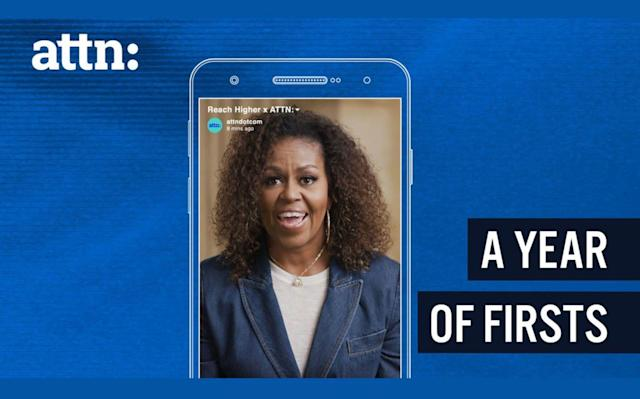 Michelle Obama is hosting an IGTV series about getting into college