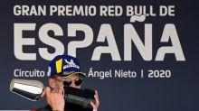 No GP da Espanha, Quartaro leva a França de volta à vitória na MotoGP, após 21 anos