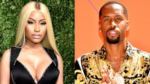 Nicki Minaj's ex Safaree says, in crazy Twitter war of words, that she stabbed him