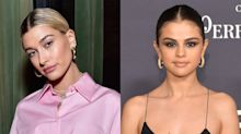 """Fans think Hailey Bieber's """"I'll Kill You"""" post is a response to Selena Gomez's new song"""