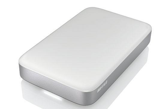Buffalo's HD-PATU3 HDD packs USB 3.0 and Thunderbolt, plays nice with Macs and PCs