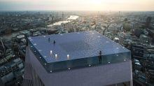Dieser 360-Grad-Pool in London ist nichts für schwache Nerven