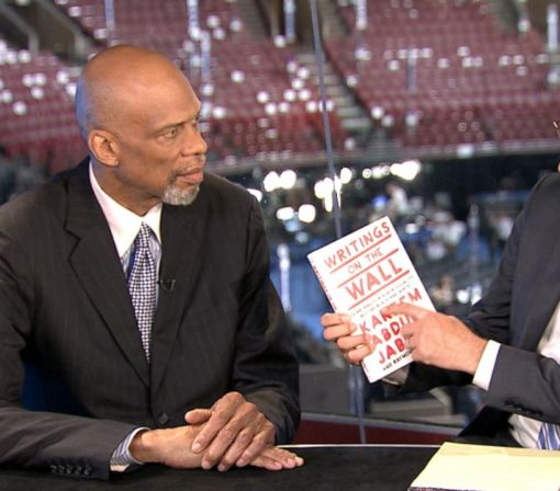 Catching Up With Kareem Abdul-Jabbar Ahead of His DNC Speech