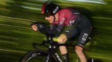 Cyclisme - Mondiaux (H) - Geraint Thomas (Ineos-Grenadiers) s'alignera sur le chrono des Mondiaux