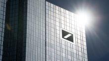 Kurs der Deutsche-Bank-Aktie bricht ein