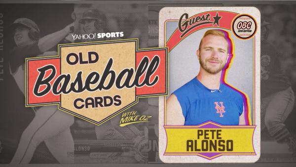 Old Baseball Cards Mets Star Pete Alonso Opens 2004 Topps