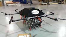 Cincinnati firm partners on drone delivery tests