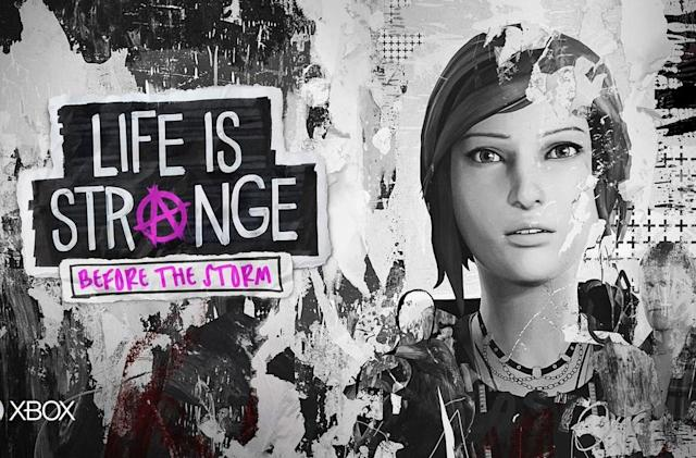 'Life is Strange: Before the Storm' arrives August 31st