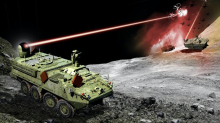 Northrup Grumman is among the companies tapped to make the US Army's drone-killing lasers