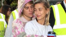 Hailey Baldwin seems to confirm marriage to Justin Bieber