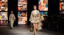 """Paris Fashion Week : Dior présente une collection printemps-été 2021 pour se sentir """"comme chez soi"""", en écho à l'actualité"""