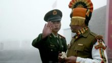 China lodges protest over Indian border incursion claim