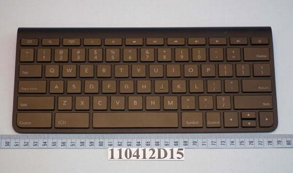 HP webOS keyboard passes FCC smell test, won't zap you to death with radiation