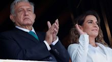 """""""Ya no hay familia presidencial. Ya no hay primera dama"""": la esposa AMLO (otra vez) en el ojo del huracán"""