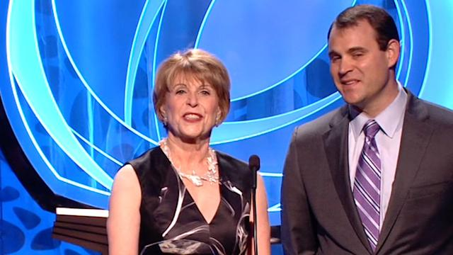 Ray Dolby is Inducted into the 23rd Television Academy Hall of Fame