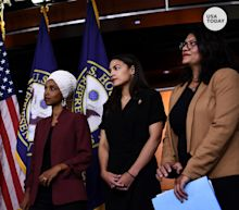 Alexandria Ocasio-Cortez welcomes New Jersey Democrat to 'The Squad'