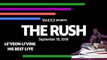 The Rush: Le'Veon is living his best life