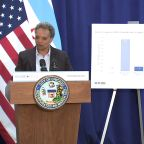 More than half of Chicago coroanvirus cases are African-Americans, Mayor Lightfoot says