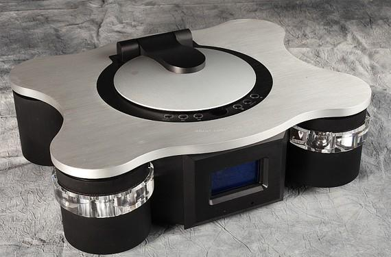 Grant Fidelity's $3,200 Impression II weds CD player, tube amp and overkill