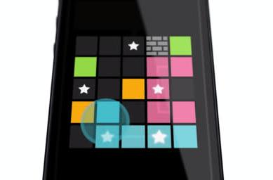 Super Squares is a fun puzzle game for iPhone, iPad