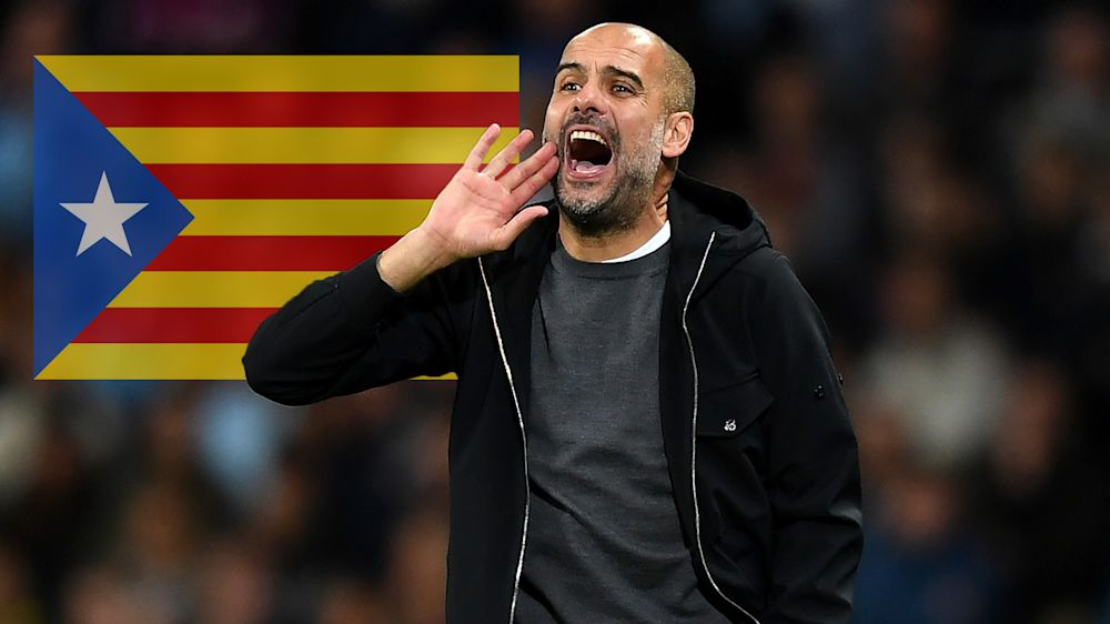 'Guardiola knows very little about the law' – La Liga chief Tebas in dig at Man City boss