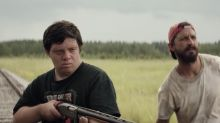 Down syndrome actor Zack Gottsagen achieves dream of starring in a film with Shia LaBeouf