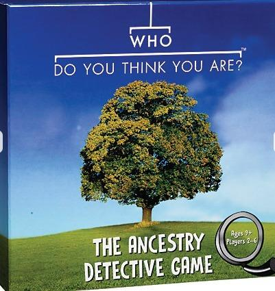"""If they are a fan of the programme, then why not get your grandparents the game? They can follow the clues to find the celebrity's ancestors, and spark the traditional festive argument over a board game. This costs £20 from <a href=""""http://www.johnlewis.com/clarendon-games-who-do-you-think-you-are-game/p2745542"""" target=""""_blank"""">John Lewis</a>."""