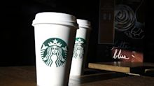Starbucks to charge customers 5p cup levy in bid to reduce waste