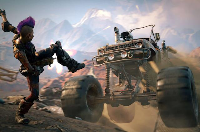 'Rage 2' will be an Epic Games Store freebie next week