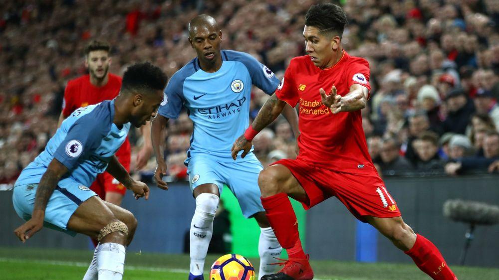 Manchester City x Liverpool: os números, pranchetas e mapas de calor completos