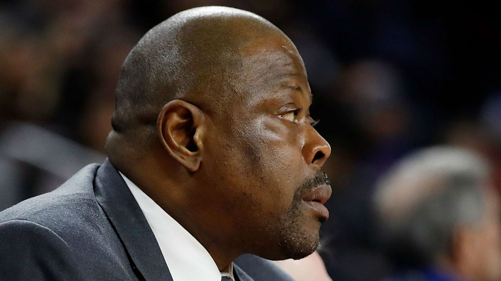 Patrick Ewing reportedly 'major candidate' for Georgetown coaching gig