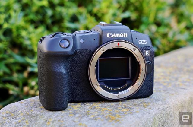 Canon's next full-frame mirrorless camera is the EOS RP