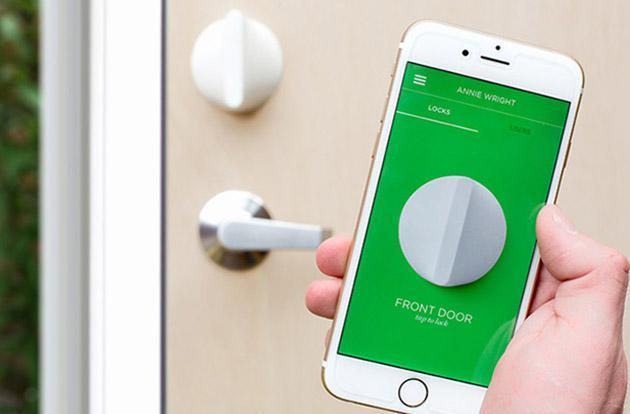 Friday Smart Lock offers more ways to match your decor