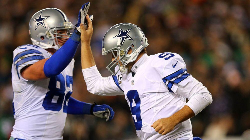 Cowboys' Jason Witten writes touching tribute to Tony Romo