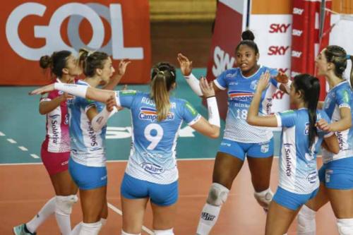 Camponesa/Minas vira o jogo e conquista vitória nas quartas