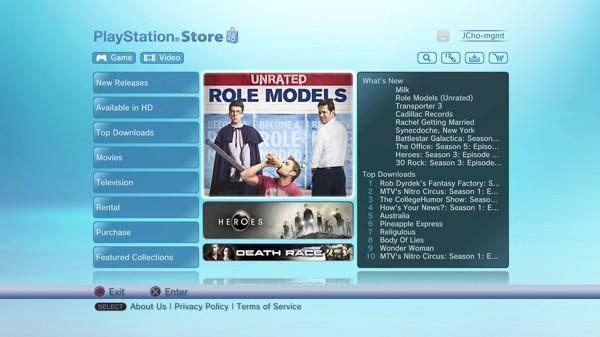 Sony to expand PlayStation Network into Sony Online Service, sell music, books, videos