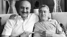Anupam Kher Reveals Story Behind Photo With Robert De Niro; Says It's His Most Priceless Possession