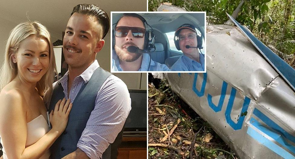 'Deeply missed': Family's grief as father and son who died in plane crash identified