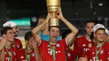 Winning DFB-Pokal in empty Olympiastadion 'hurts' Muller