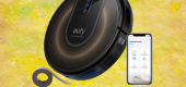 Eufy by Anker RoboVac G30 Edge. (Amazon)