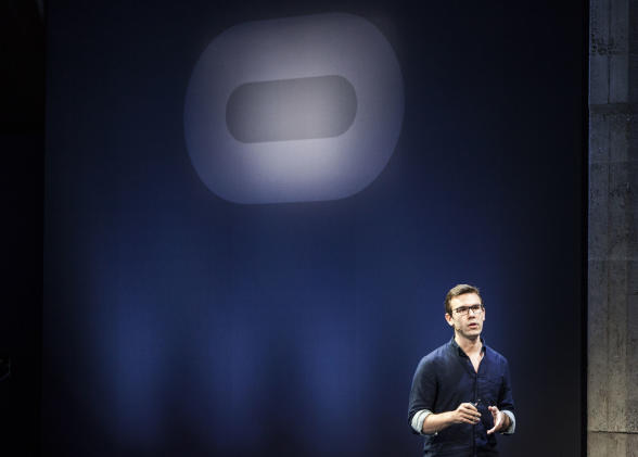 Oculus co-founder Nate Mitchell launches a game studio