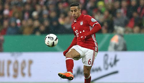 Bundesliga: Thiago verlängert beim FC Bayern