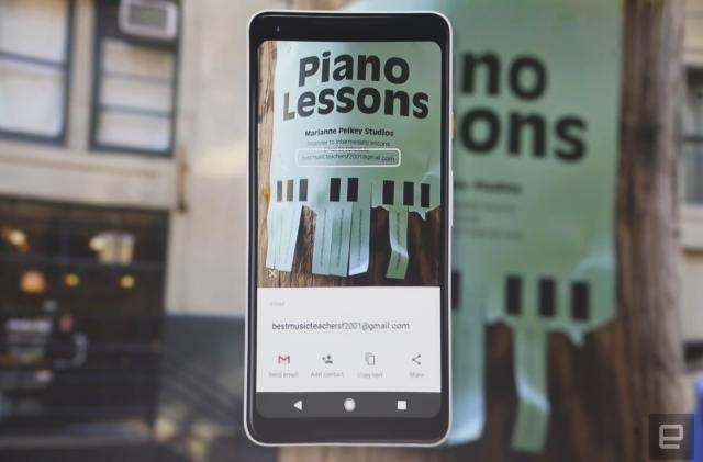 Google Lens is now available for non-Pixel Android phones