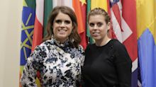 Princess Eugenie posts sweet tribute to sister after wedding day
