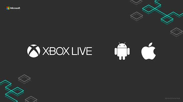 Xbox Live expands to mobile in Microsoft's big streaming push