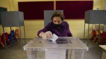 Turkish Cypriots pick leader as stakes soar in Mediterranean