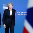UK PM May's plea for EU help on Brexit cast as failure at home