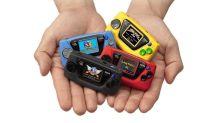 為紀念 60 週年,SEGA 推出 Game Gear Micro 迷你復刻掌機