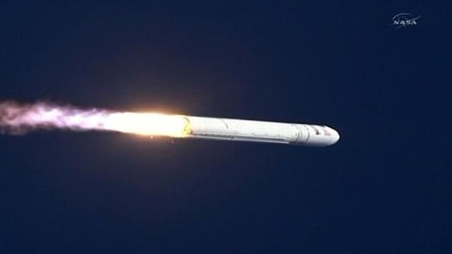 Orbital Sciences lanza su Antares