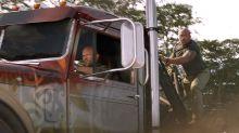 """Dwayne Johnson y Jason Statham suben el listón de la saga Fast & Furious con el tráiler final de """"Hobbs & Shaw"""""""